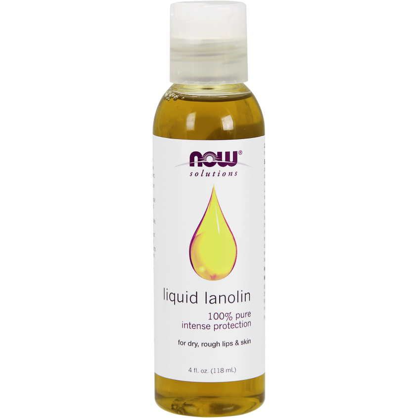 Now Liquid Lanolin, Pure 118ml
