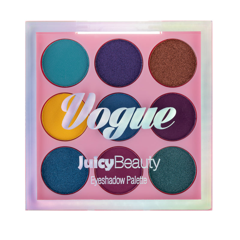 Juicy Beauty Vogue  Eyeshadow Palette