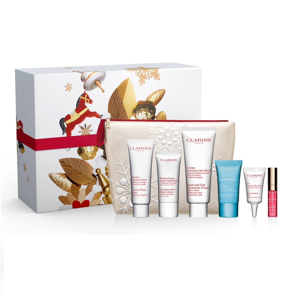 Clarins Holiday Essentials Christmas Gift Set