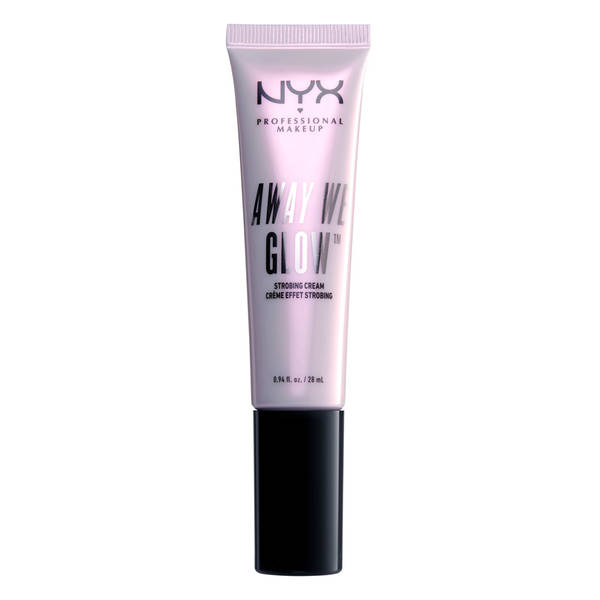 NYX Professional Makeup Away We Glow Strobing Cream