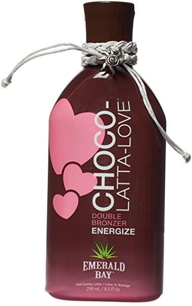 Emerald Bay Choco-Latta-Love Double Bronzer - Energize