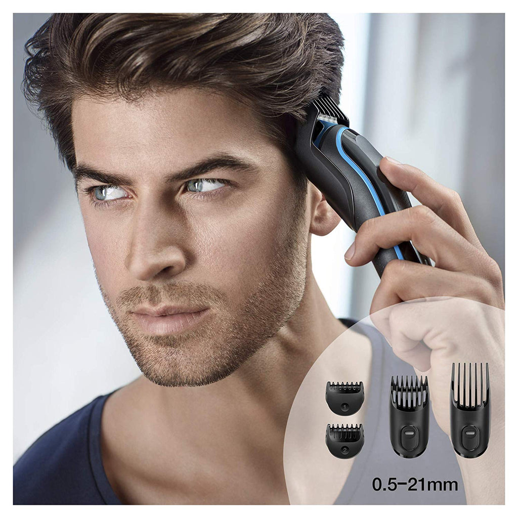 Pinktober Special -Braun Multi Grooming Kit Mgk3980 9in1 Precision Trimmer for Beard & Hair Styling