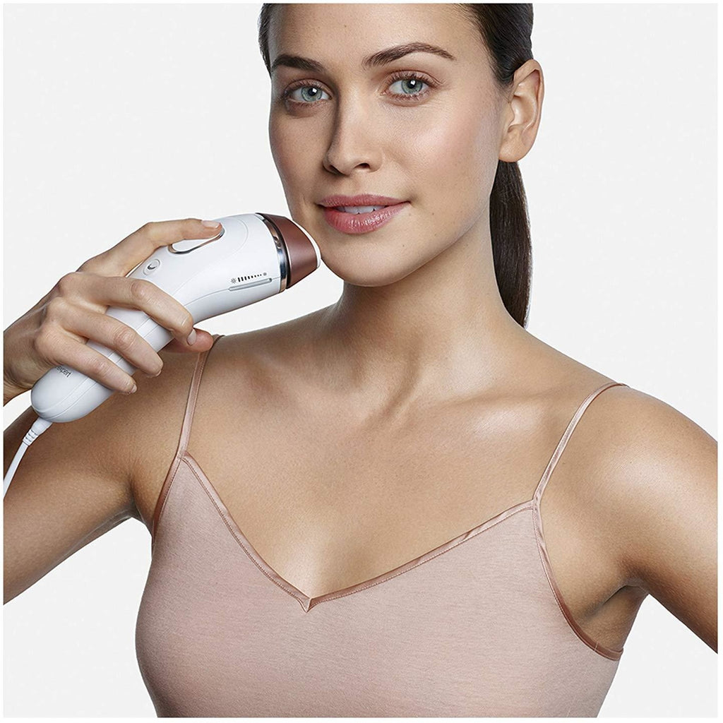 Braun Silk-Expert 5 BD 5001 IPL Laser Hair Removal for Body and Face Includes Gillette Venus Razor+ FREE $25 feel22 Voucher