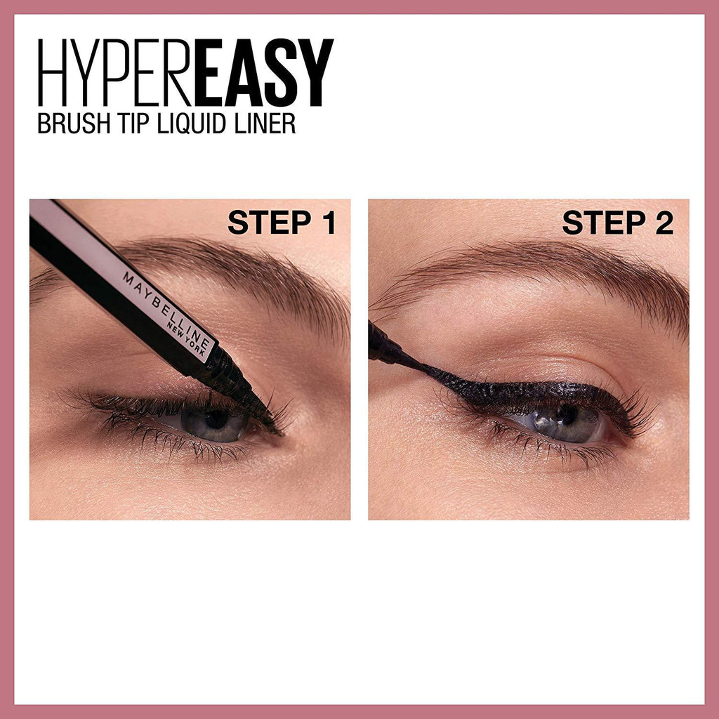 Maybelline EyeStudio Hyper Easy Liquid Eyeliner