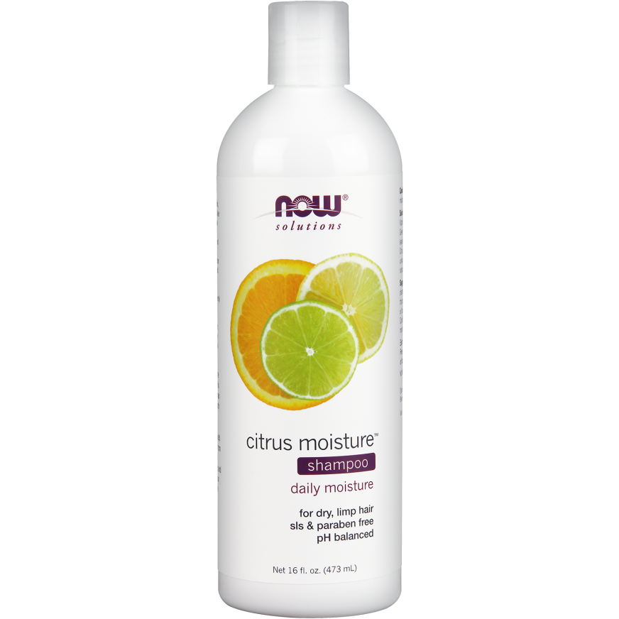 Now Citrus Moisture TM Shampoo