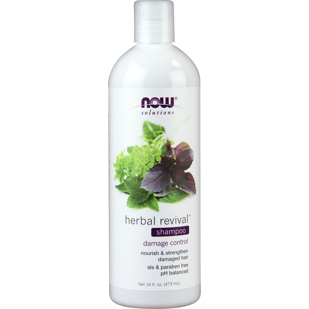 Now Herbal Revival Shampoo 473ml