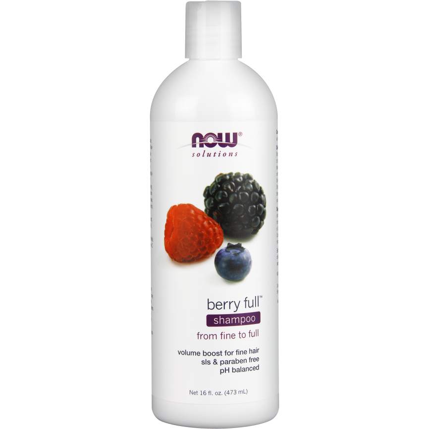 Now Berry Full Shampoo 473ml