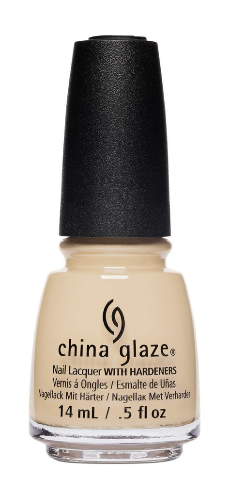 China Glaze Bourjois Beige Nail Polish 83964