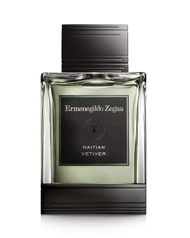 Ermenegildo Zegna Eau de Toilette for men - Haitian Vetiver 125ml
