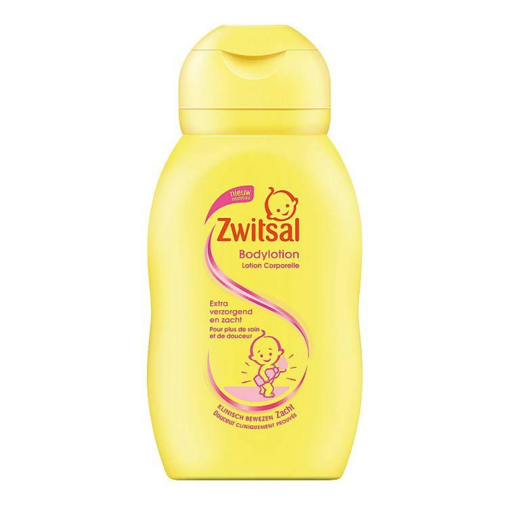Zwitsal Baby Body Lotion