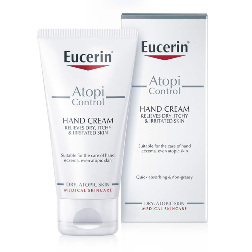 Eucerin AtopiControl Irritated Skin Hand Cream