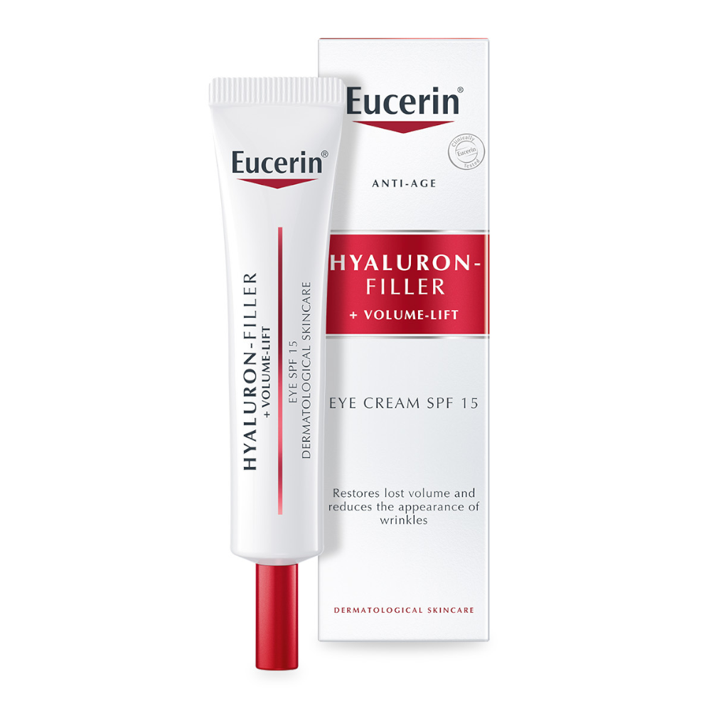 Eucerin Hyaluron-Filler + Volume-Lift Eye Cream SPF 15