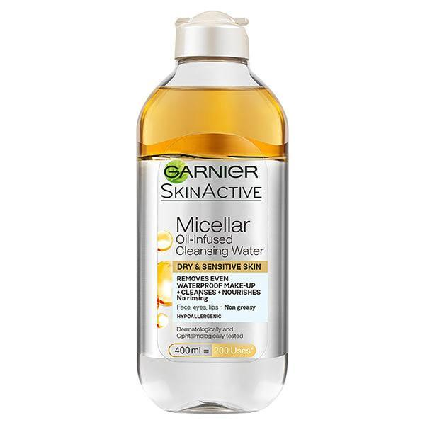 Garnier Micellar Cleansing Water in Oil Make-up Remover