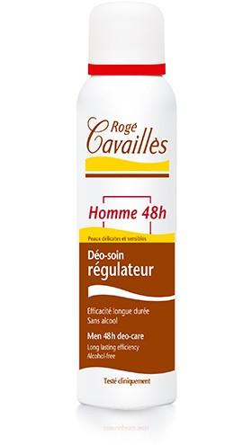 Roge Cavailles Men 48H Deo-care Spray 150ml