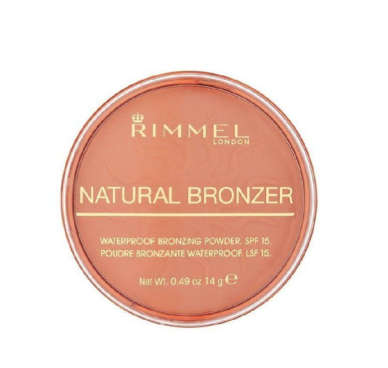 Rimmel Natural Bronzer Waterproof