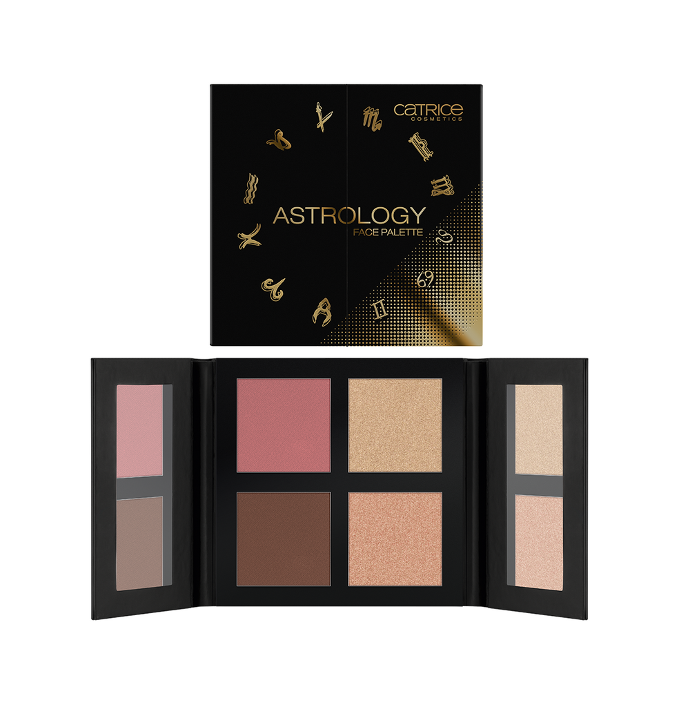 Catrice Astrology Limited Edition Face Palette