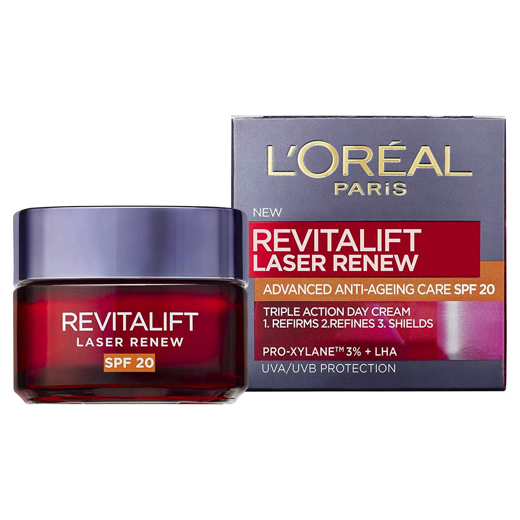L'Oreal Paris Revitalift Laser Day Cream 50ml Spf 20