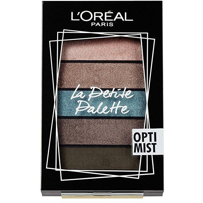 L'Oreal Paris La Petite Mini EyeShadow Palette - Optimist
