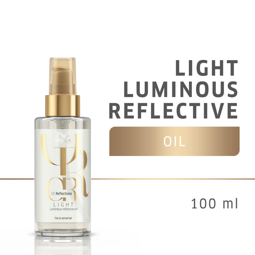 Wella Professionals Oil Reflections Light Finishing Hair Oil
