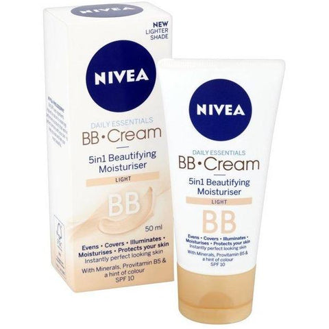 Nivea BB Cream 5in1 Beautifying Moisturizer