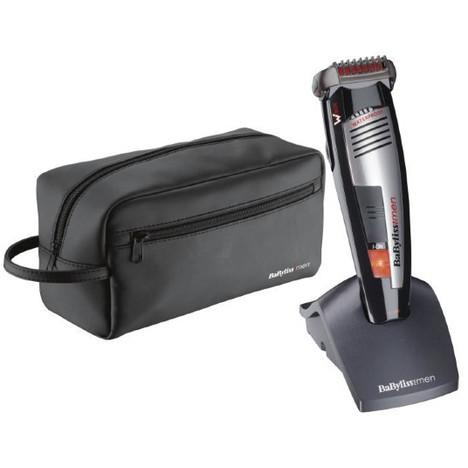 Babyliss Men Hair Trimmer And Clipper E841PE feel 22