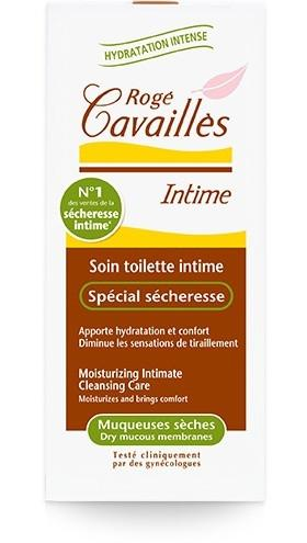 Roge Cavailles Moisturizing Intimate Cleansing Care 200ml
