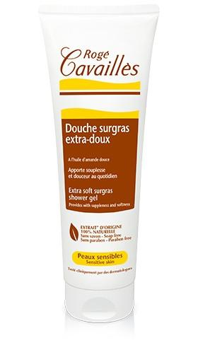 Roge Cavailles Extra-soft Surgras Shower Gel 250ml