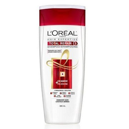 L'Oreal Paris Elvive Total Repair 5 Shampoo