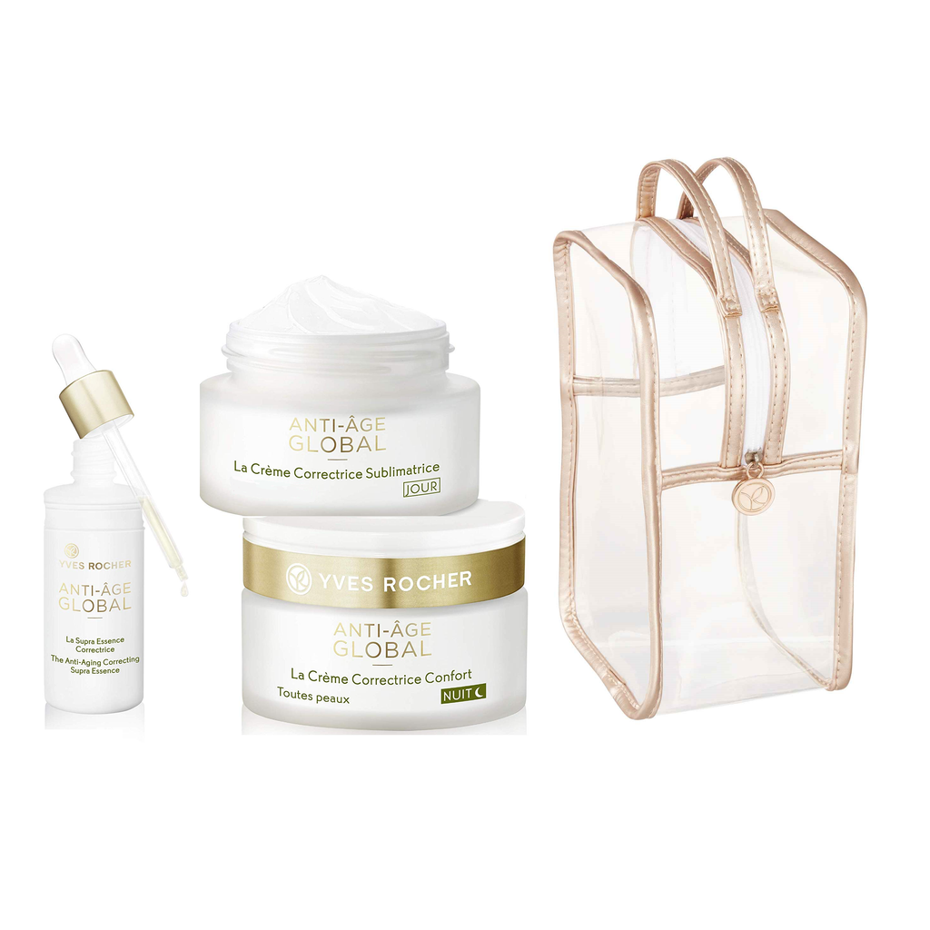 Yves Rocher Holiday Sets: Anti Aging 20% OFF