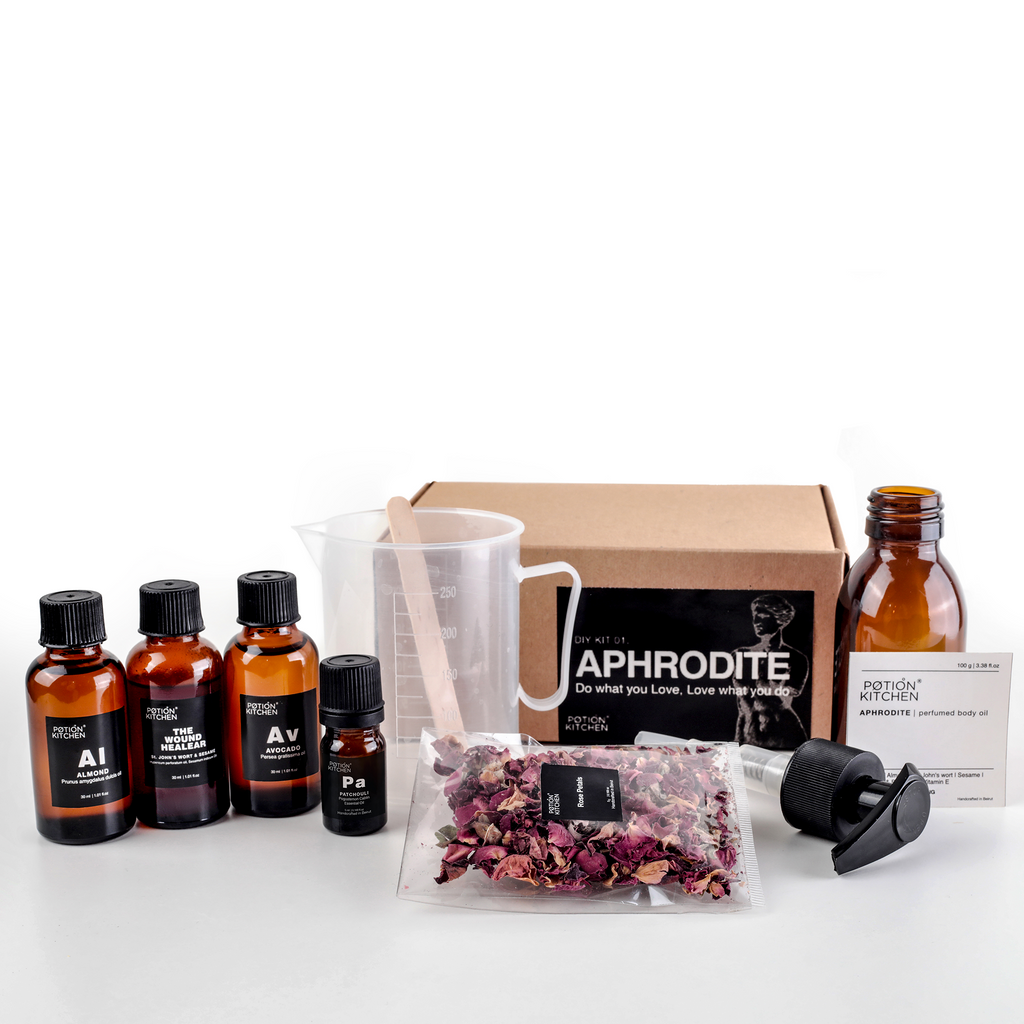 Potion Kitchen Valentine 2020 Aphrodite DIY Kit