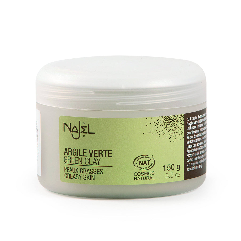 Najel Natural Green Clay for Greasy Skin