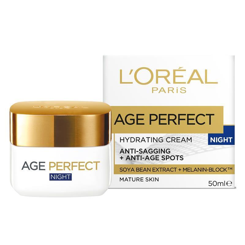L'Oreal Paris Age Perfect Night Cream 50ml