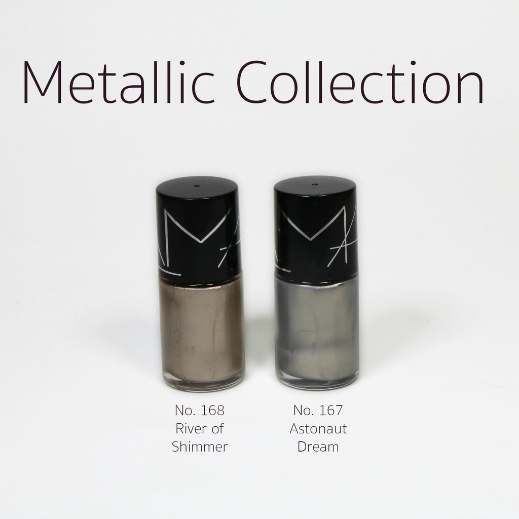 Alma Nail Polish - Metallic Collection