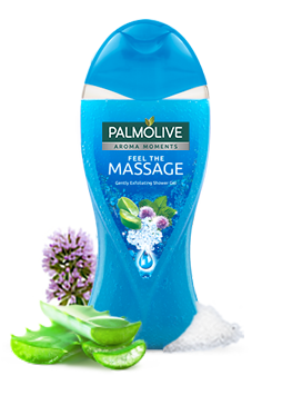 Palmolive Aroma Sensations Feel The Massage Shower Gel
