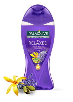 Palmolive Aroma Sensations So Relaxed Shower Gel