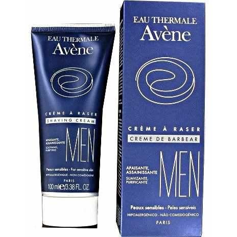Avene Men Creme De Barbear - 100ml