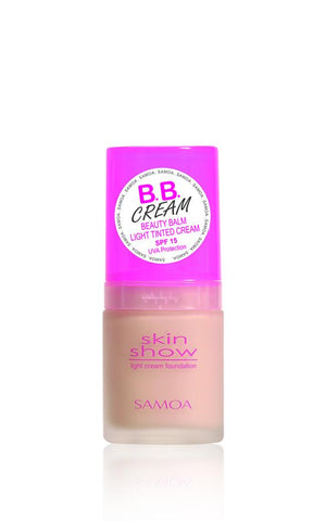 Samoa BB Cream Skin Show Foundation