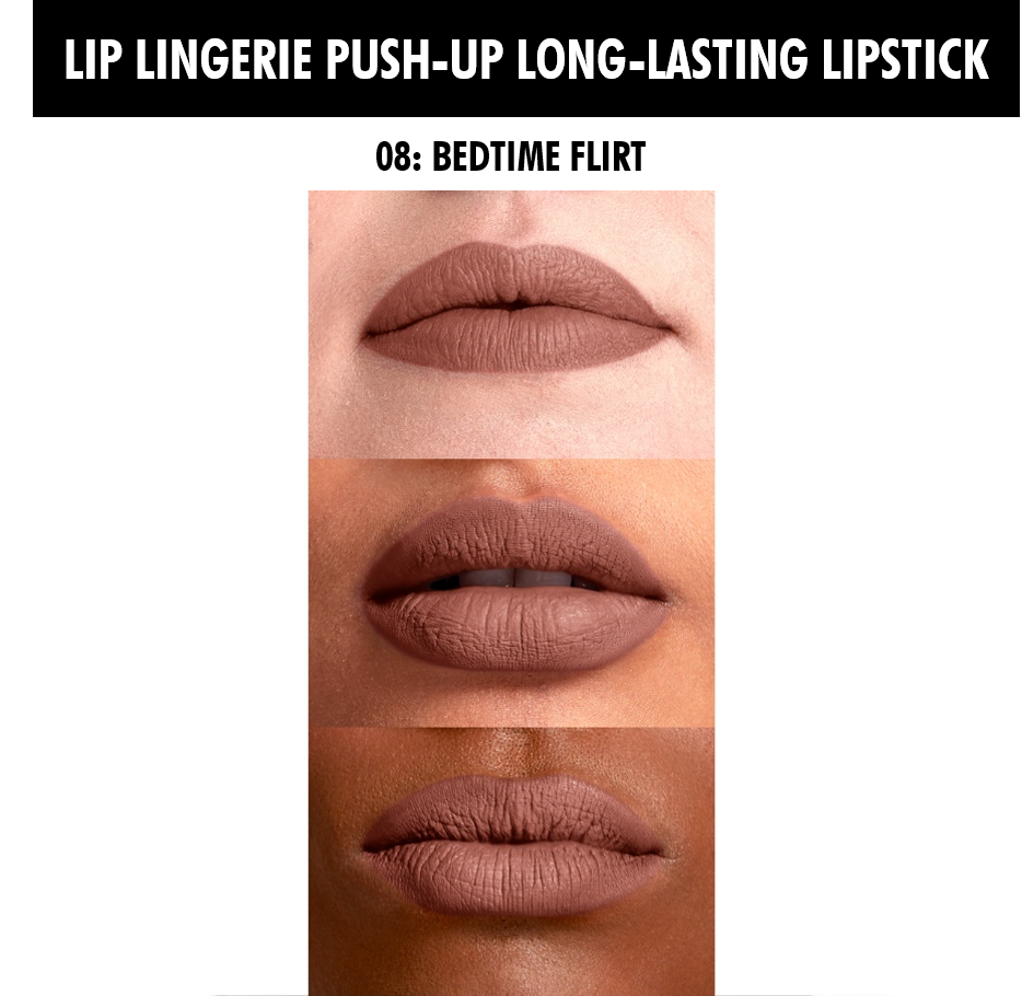 NYX Professional Makeup Lip Lingerie Push-Up Long Lasting Lipstick