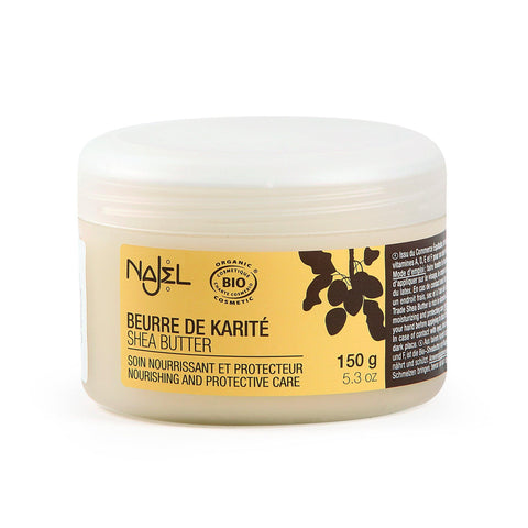 Najel Organic Shea Butter Nourishing and Protecting Care 20g Sample