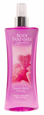 Body Fantasies Signature Sweet Berry