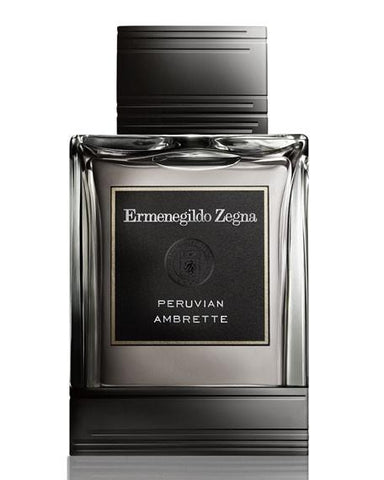 Ermenegildo Zegna Eau de Toilette for men - Peruvian Ambrette 125ml
