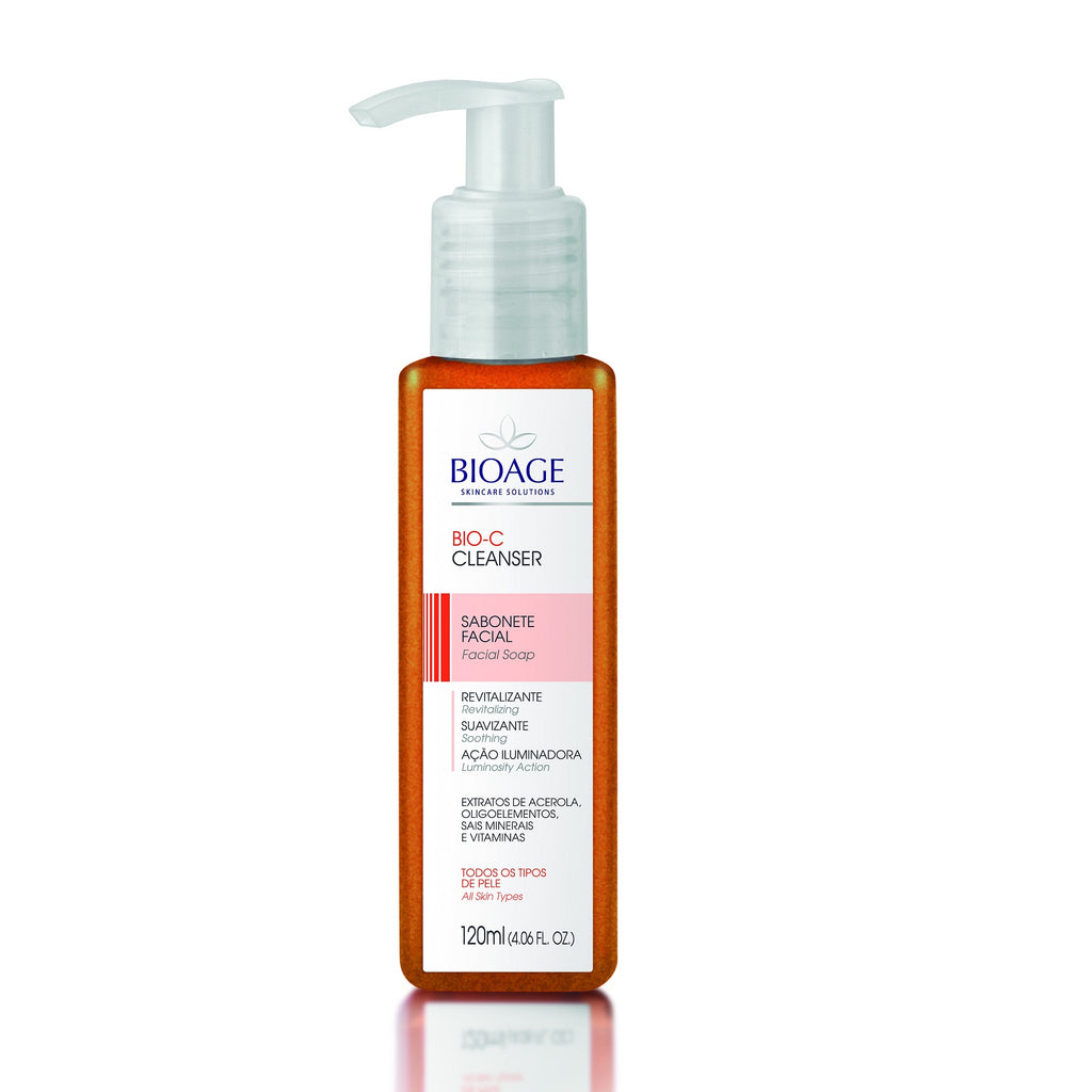 Bioage Bio-C Cleanser - 120ml