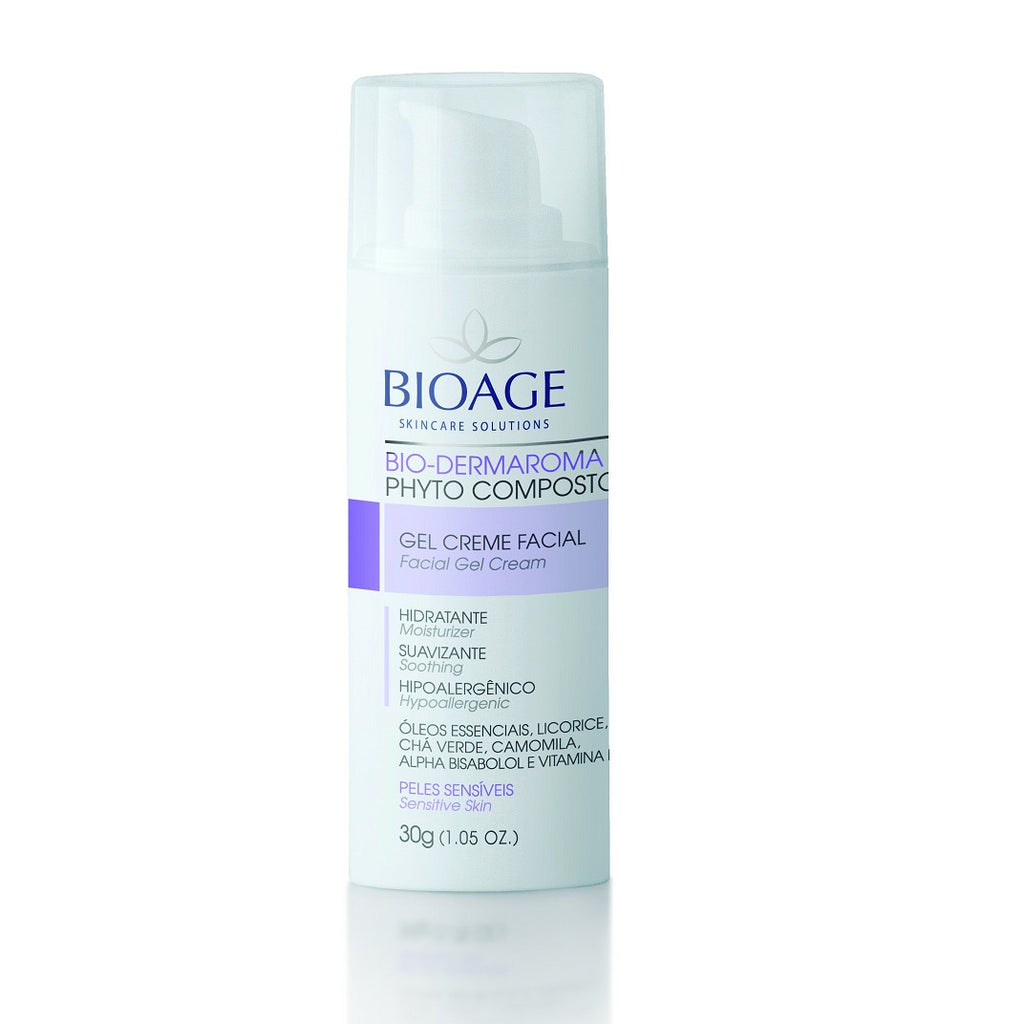 Bioage Bio-Dermaroma Phyto Composto Facial Gel Cream