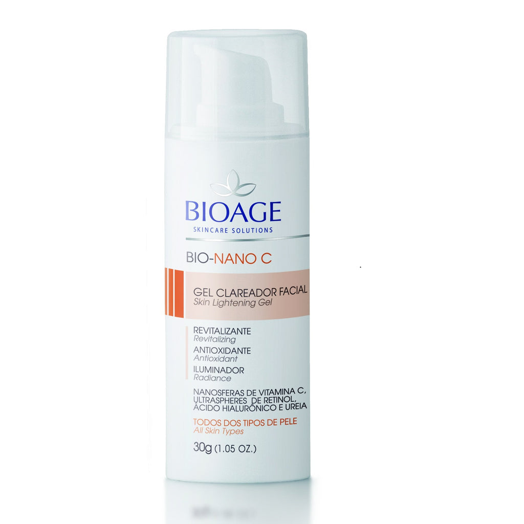 Bioage Bio Nano C 10% gel Vitamin C Pure - 30g
