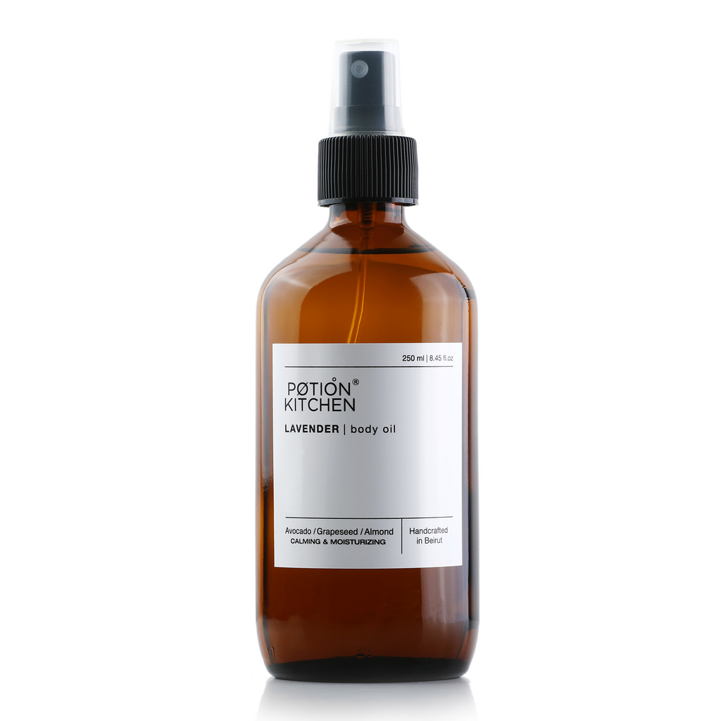 Potion Kitchen Lavender Body Oil
