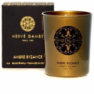 Herve Gambs Ambre Byzance Candle 190GR