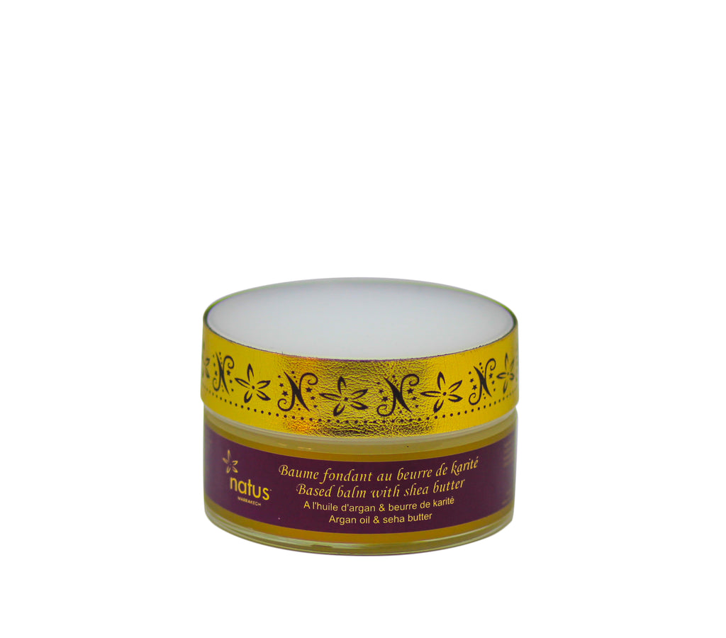 Natus Based Balm with Shea Butter