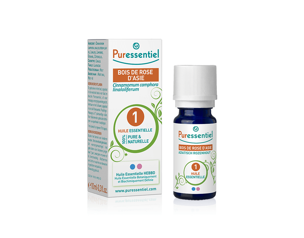 Puressentiel Essential Oil Asian Rosewood 10ml