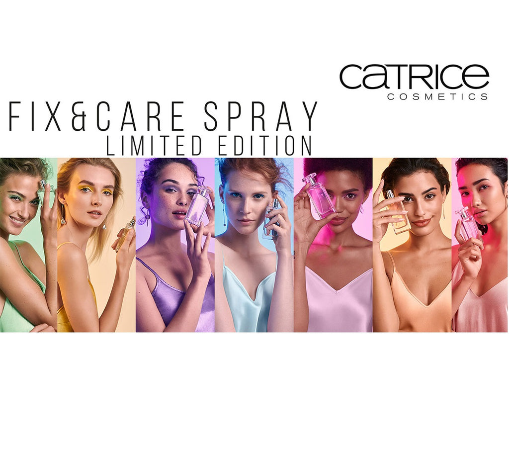 Catrice Fix & Care Setting & Refreshing Facial Spray