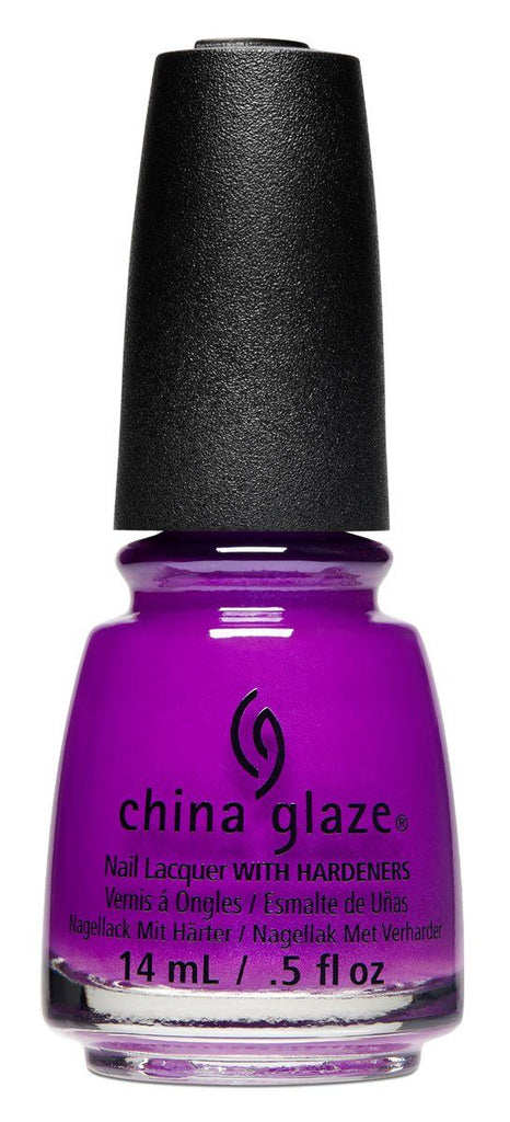 China Glaze Summer Reign Nail Polish